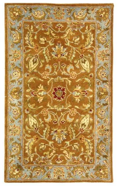 Safavieh Heritage Hg812a Brown Blue Clearance Rug Studio