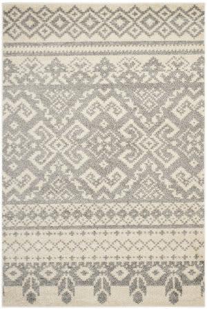 Safavieh Adirondack Adr107b Ivory / Silver Area Rug