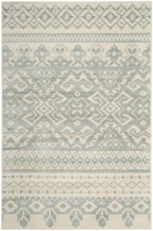 Safavieh Adirondack Adr107s Ivory - Slate Area Rug
