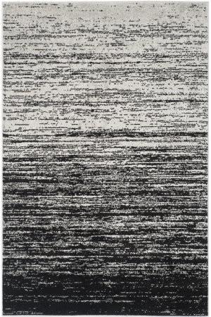 Safavieh Adirondack Adr113a Silver - Black Area Rug
