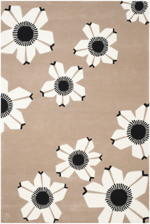 Safavieh Allure Alr123b Brown Area Rug