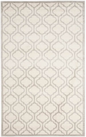 Safavieh Amherst Amt402k Ivory - Light Grey Area Rug