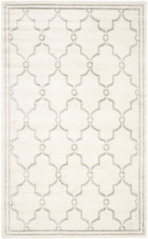Safavieh Amherst Amt414e Ivory - Light Grey Area Rug
