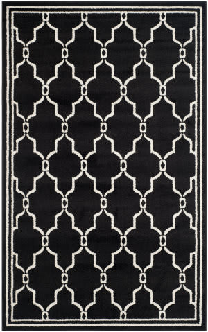 Safavieh Amherst Amt414g Anthracite / Ivory Area Rug