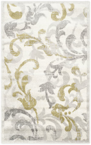 Safavieh Amherst Amt428e Ivory - Light Grey Area Rug