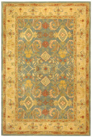 Safavieh Anatolia AN544D Light Blue / Ivory Area Rug
