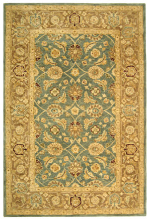 Safavieh Anatolia AN549B Blue / Brown Area Rug