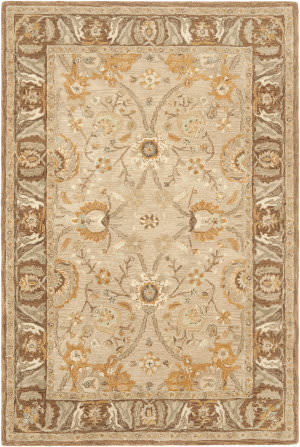 Safavieh Anatolia An558a Dark Grey / Brown Area Rug