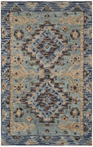 Safavieh Aspen Apn504a Blue - Beige Area Rug