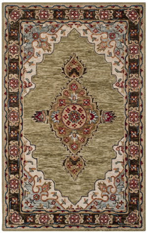 Safavieh Aspen Apn506a Sage - Brown Area Rug