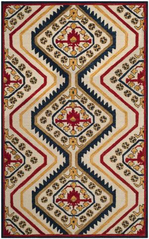 Safavieh Aspen Apn701a Ivory - Multi Area Rug