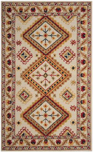 Safavieh Aspen Apn706a Ivory - Multi Area Rug