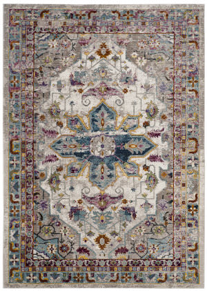 Safavieh Aria Ara160c Cream - Multi Area Rug