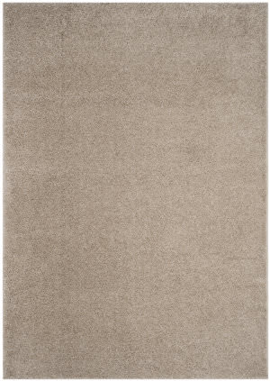 Safavieh Arizona Shag Asg820b Light Beige Area Rug