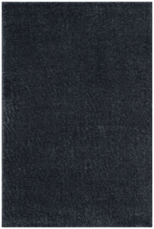 Safavieh Arizona Shag Asg820r Blue Area Rug