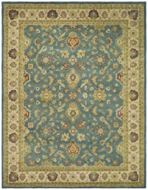 Safavieh Antiquities AT15A Blue / Beige Area Rug