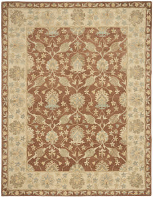 Safavieh Antiquities AT315A Brown / Taupe Area Rug
