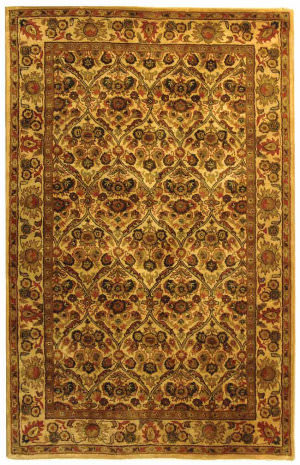 Safavieh Antiquities AT51C Gold Area Rug