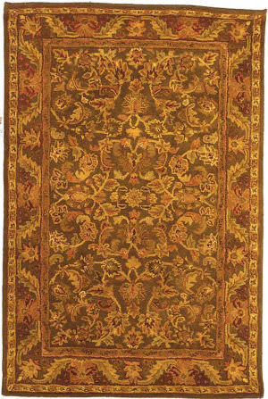 Safavieh Antiquities AT52K Charcoal Area Rug
