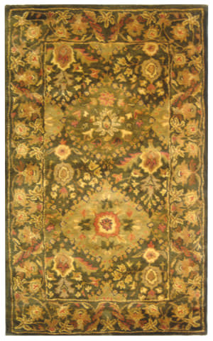 Safavieh Antiquities AT57C Olive Area Rug