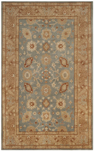Safavieh Antiquity At61a Blue - Beige Area Rug