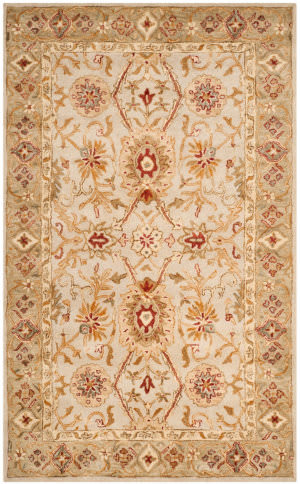 Safavieh Antiquity At816b Grey Beige - Sage Area Rug
