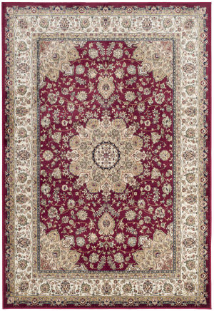 Safavieh Atlas Atl668a Red - Ivory Area Rug