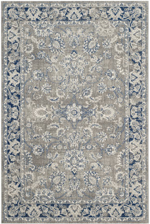 Safavieh Artisan Atn324a Grey - Blue Area Rug