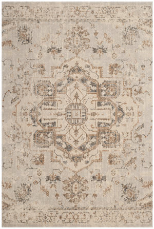 Safavieh Artisan Atn515j Light Blue - Beige Area Rug