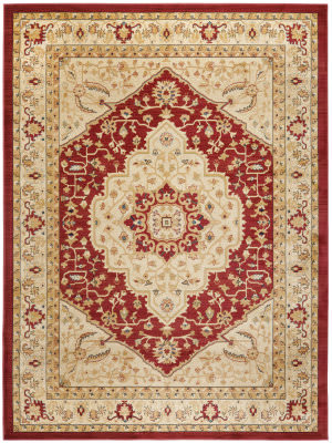 Safavieh Austin AUS1580-4011 Red / Creme Area Rug