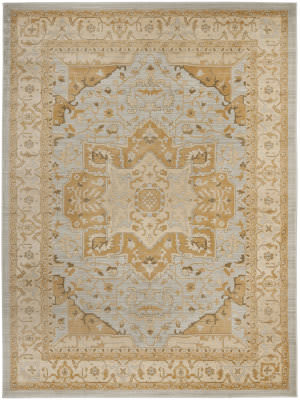 Safavieh Austin AUS1590-7920 Light Grey / Gold Area Rug