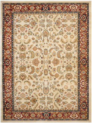 Safavieh Austin AUS1600-1140 Creme / Red Area Rug