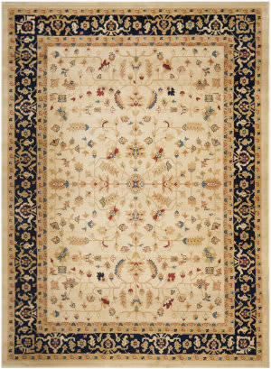 Safavieh Austin AUS1610-1170 Cream / Navy Area Rug