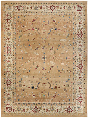 Safavieh Austin AUS1610-1411 Dark Beige / Cream Area Rug