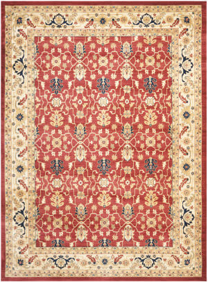 Safavieh Austin AUS1620-4011 Red / Creme Area Rug