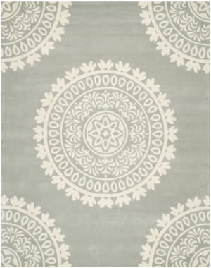 Safavieh Bella BEL122A Grey / Ivory Area Rug