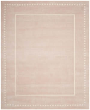 Safavieh Bella Bel151m Light Pink - Ivory Area Rug