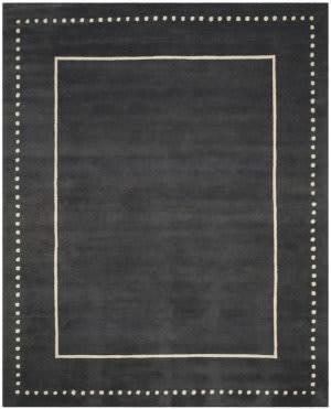 Safavieh Bella Bel151x Dark Grey - Ivory Area Rug