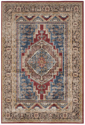 Safavieh Bijar Bij636b Royal - Brown Area Rug