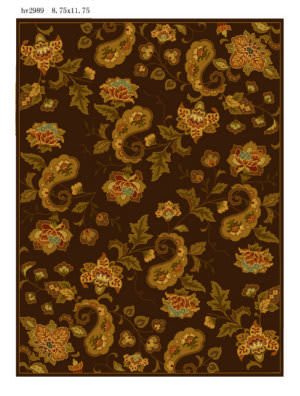 Safavieh Berkeley BK301A Brown Area Rug