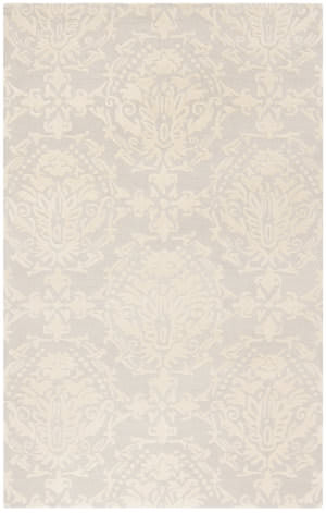 Safavieh Blossom Blm107a Light Grey - Ivory Area Rug