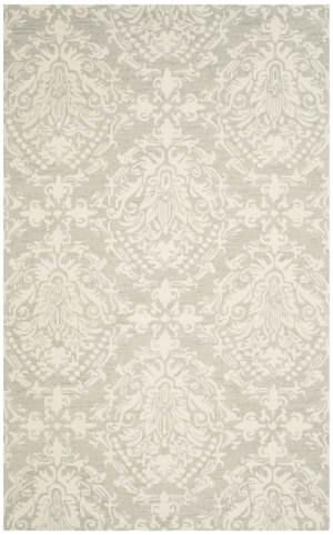 Safavieh Blossom Blm107c Sage - Ivory Area Rug