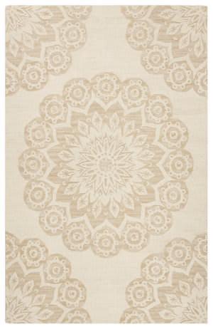 Safavieh Blossom Blm108b Ivory - Beige Area Rug