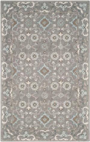 Safavieh Blossom Blm218a Grey Area Rug