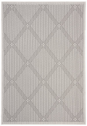 Safavieh Bermuda Bmu811b Cream - Grey Area Rug