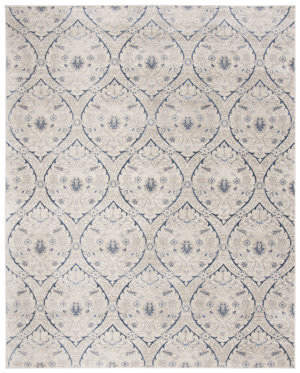Safavieh Brentwood Bnt860g Light Grey - Blue Area Rug