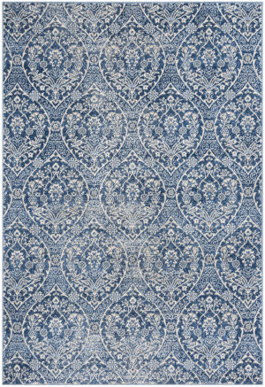 Safavieh Brentwood Bnt860m Navy - Light Grey Area Rug