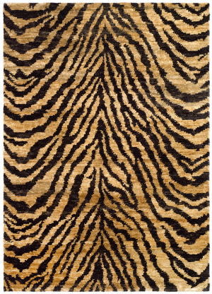 Safavieh Bohemian BOH224A Natural / Black Area Rug