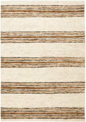 Safavieh Bohemian Boh227b Natural / Rust Area Rug