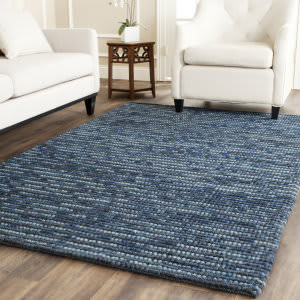 Safavieh Bohemian Boh525g Dark Blue / Multi Area Rug